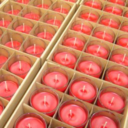Packing Candles