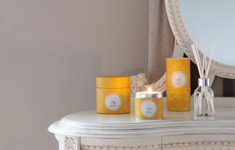 Amber-and-Rose-Candles
