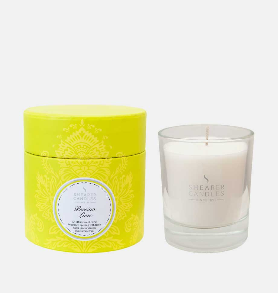 Persian Lime Scented Candle