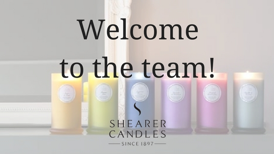Welcome to the team