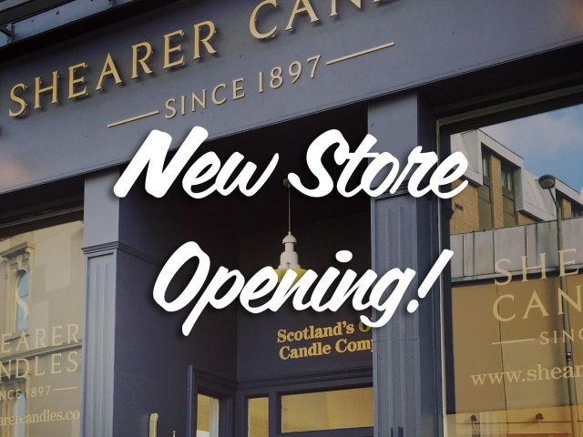 new store opening