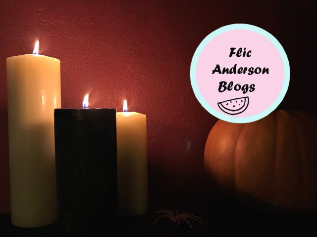 Halloween blog by Felicity Anderson