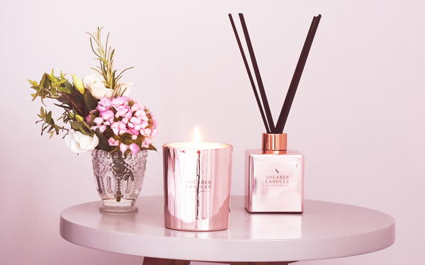 Cerise Candle - Shearer Candles