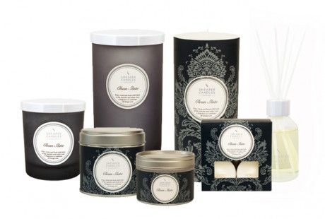 Shearer Candles' Clean Slate Fragrance Range