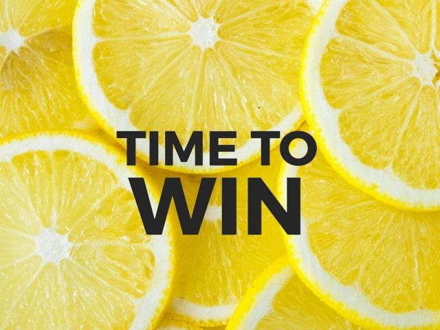 Time To Win!