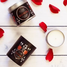 Mackintosh Red Rose Candle Range