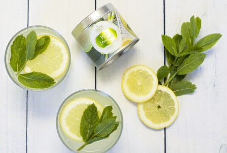 Mint Lemonade Scented Candle