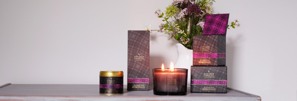 Ae Fond Kiss Scented Candles