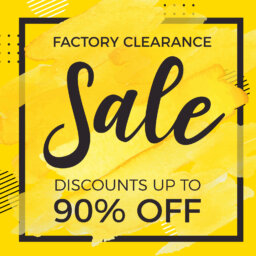 Shearer Candles' Spring Clean Factory Sale