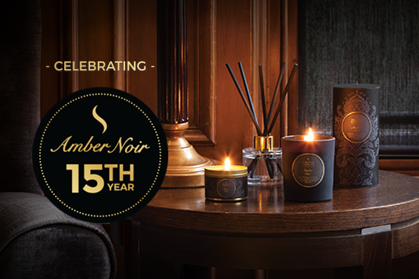 Amber Noir celebrates its 15th anniversary in November
