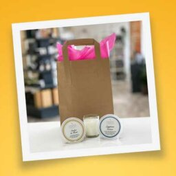 Shearer Candles goodie bag