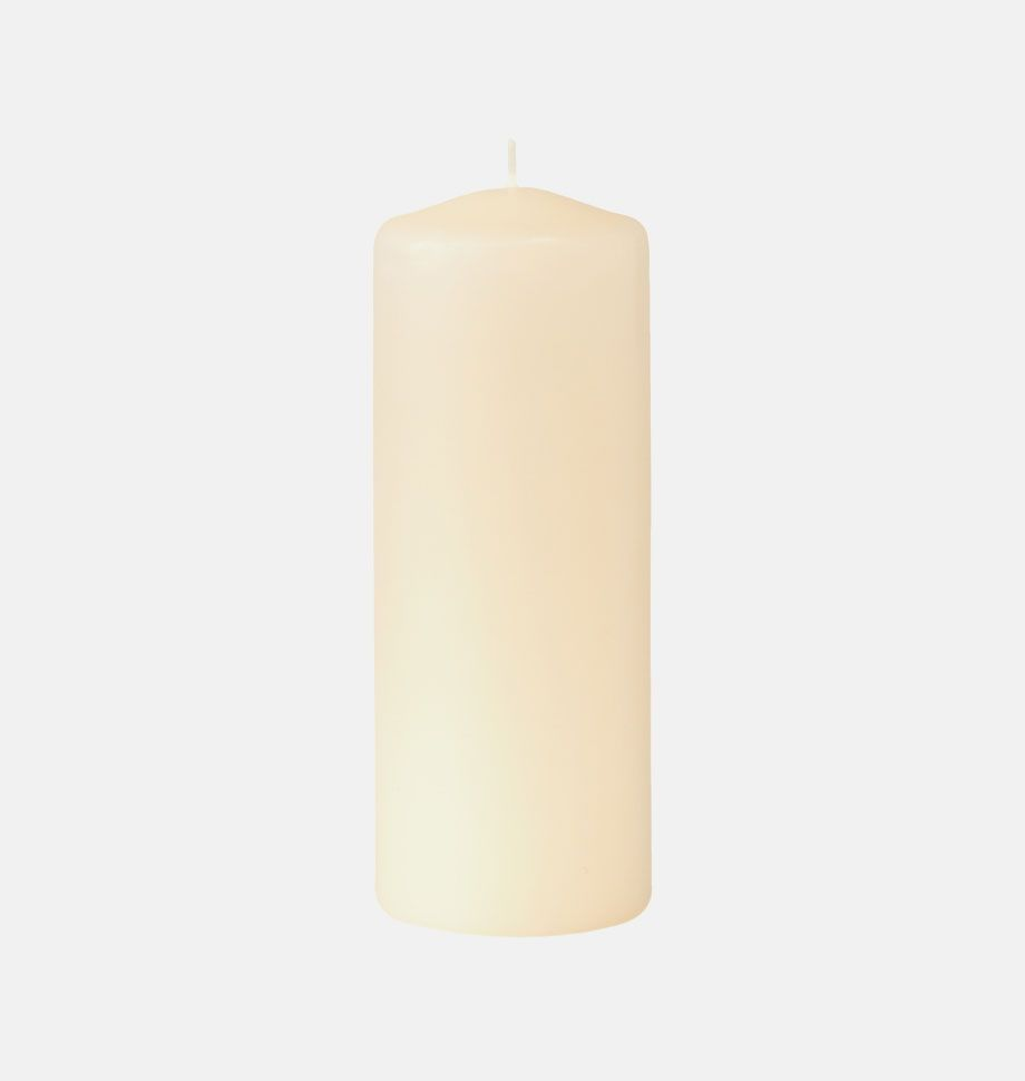 Zest Candle Pillar Candle Orange 2 by 6-Inch
