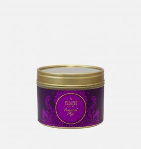 Oriental Fig Small Candle Tin