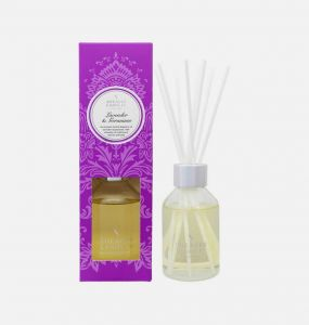 Lavender and Geranium Scented Reed Diffuser