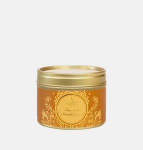 Cocoa And Sandalwood Small Tin