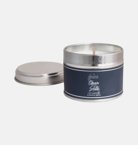 Clean Slate Small Tin Candle