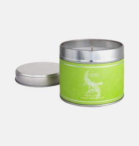 Persian Lime Large Candle Tin