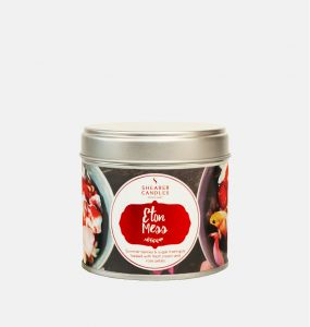 Eton Mess Large Tin Candle