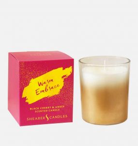 Warm Embrace Scented Candle With Gift Box
