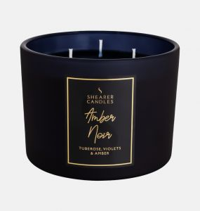 Amber Noir Multiwick Candle