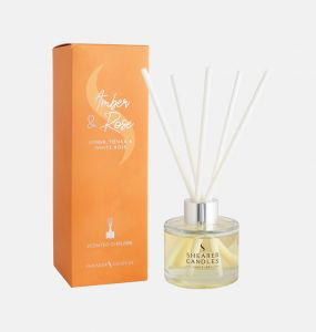 Amber and Rose Scented Diffuser