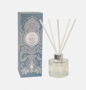 Vanilla and Coconut Scented Reed Diffuser