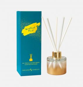Woodland Frost Scented Diffuser With Gift Box