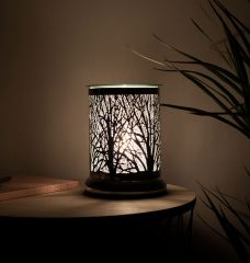 Silhouette Forest Touch Electric Burner