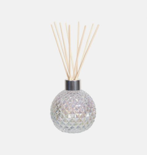 Clear Lustre Glass Reed Diffuser Bottle